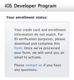 Dev Centerに登録する02