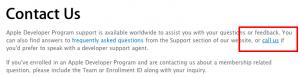 Dev Centerに登録する03